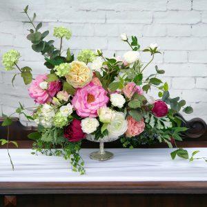 Multi Flower centrepiece
