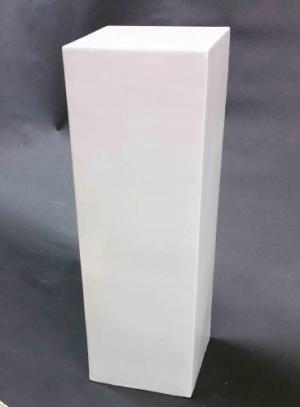 White Pedestal