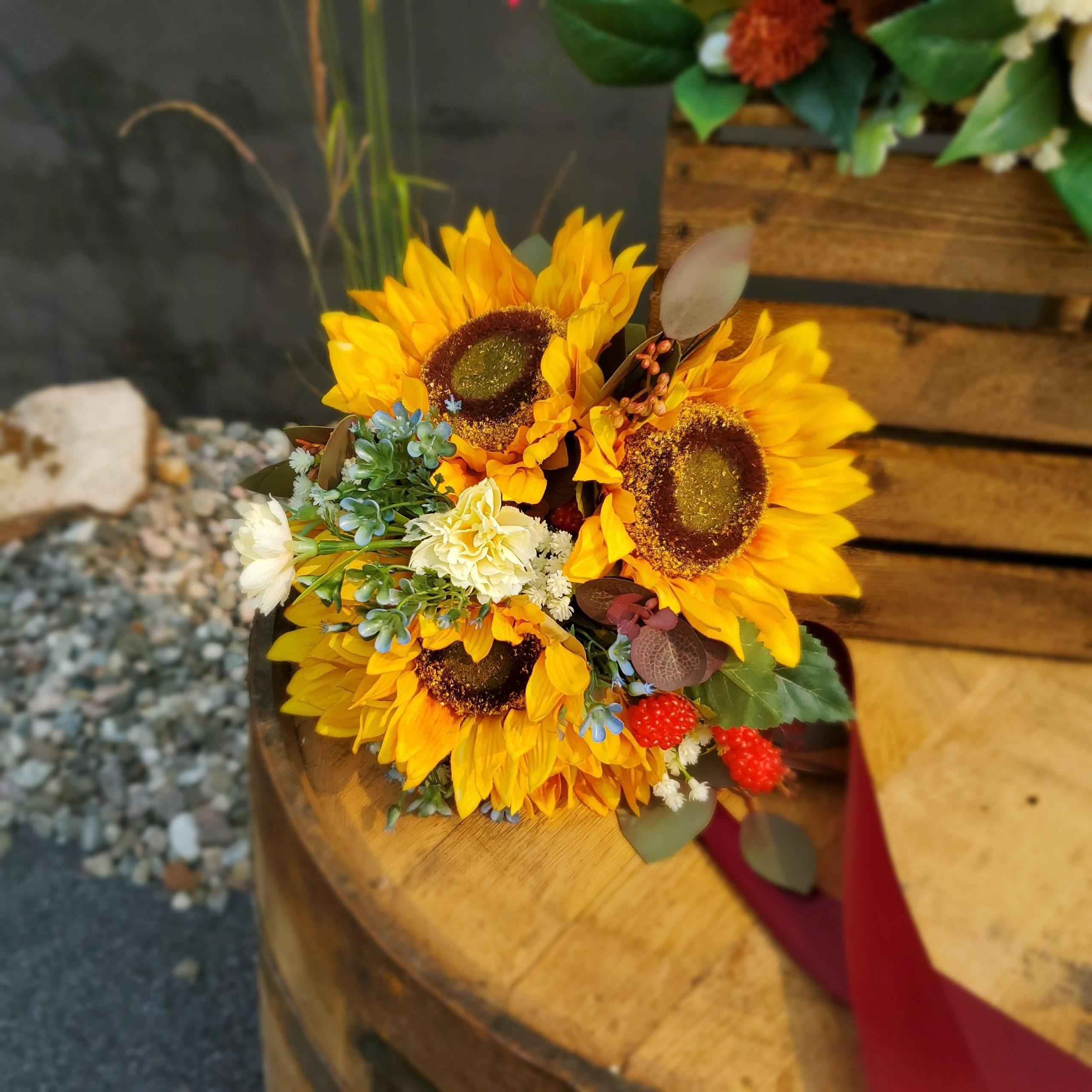 sunflower BM close up1