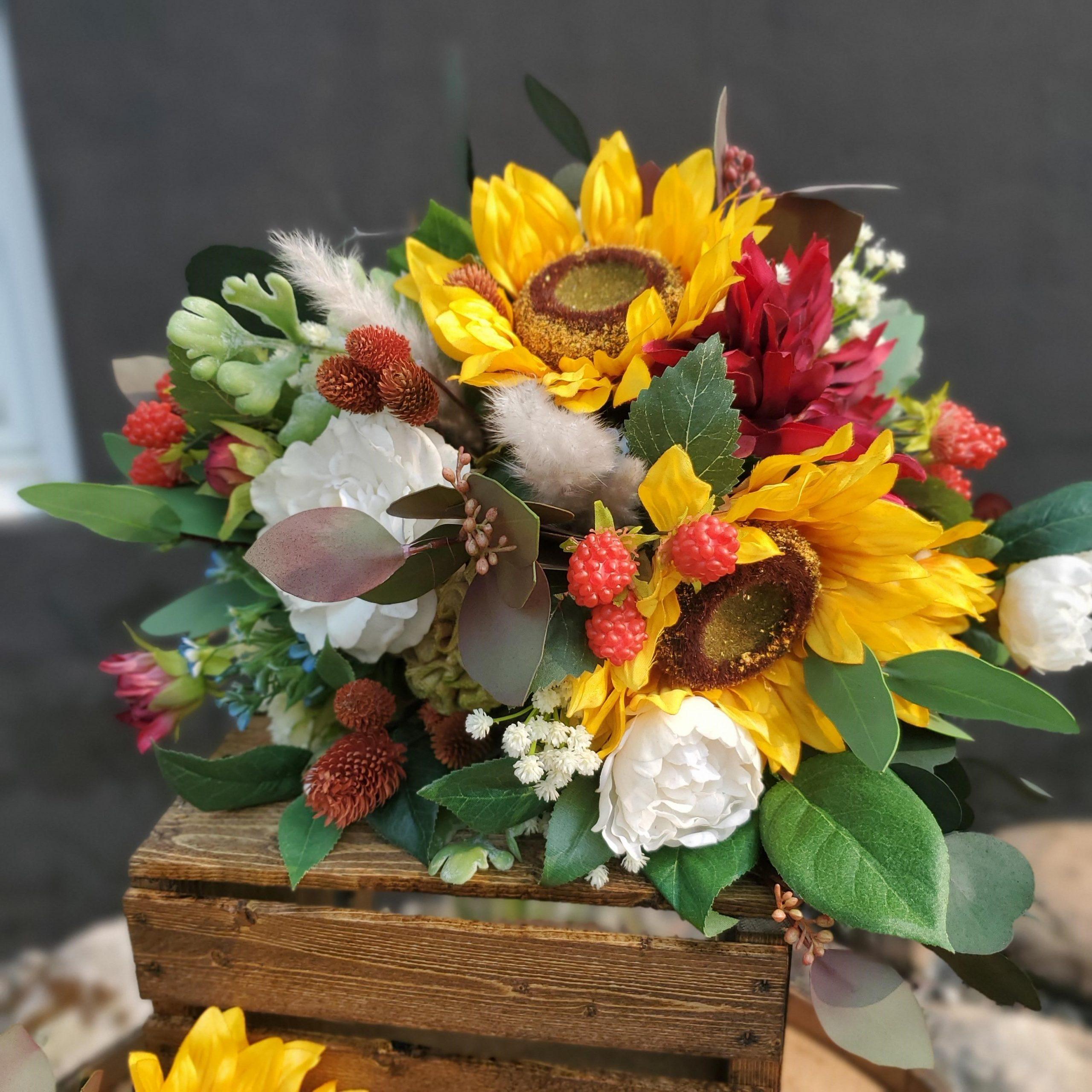 sunflower Bridal good one